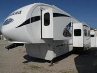 2012 Montana Mountaineer Toy Hauler manufactured by