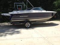 Lovely 2012 Monterey 184 FS. This is a one-owner boat