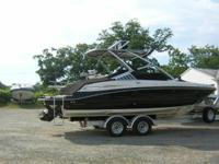2012 Monterey M3. THIS IS A VERY NICE BOAT WITH LOTS OF