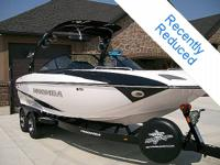 2012 Moomba Mojo 2.5 in like brand-new condition for