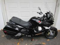Equipped: ABS, driveshaft, heated grips, luggage,