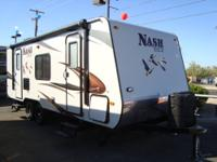 2012 NASH 28F DLX Four Season Travel Trailer. Best