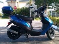 I have a brand spankin new Taotao scooter for sale.