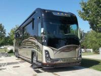 2012 Newell Coach, 45, Quad Slides, Cummins ISX 650 HP