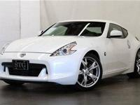 2012 Nissan 370Z 2dr Cpe Manual Touring Coupe