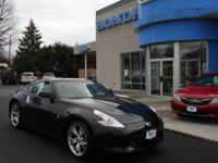 Super Sweet 2012 Nissan 370Z 2D Coupe, 3.7L V6,Clean