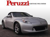 CONVERTIBLE 370Z!!!! AUTOMATIC!!!!!! Buy Smart Nissan