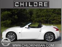 Like brand spanking new! This 2012 Nissan 370Z