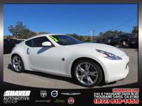 Very low miles, really nice car!. 370Z Touring, 2D