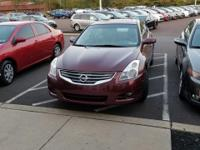 Tuscan Sun 2012 Nissan Altima 2.5 S FWD CVT with