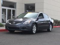 CVT with Xtronic.  2012 Nissan Altima 2.5 32/23