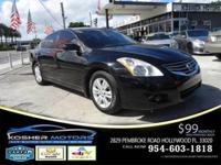 Options:  2012 Nissan Altima 2.5 S 4Dr