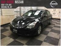 Looking for a clean, well-cared for 2012 Nissan Altima?