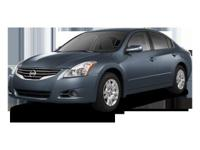 This 2012 Nissan Altima 2.5 is Well Equipped with Brake