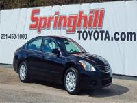 This 2012 nissan altima is a one owner local trade.