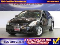 FOLKS JUST IN! THIS 2012 NISSAN ALTIMA HAS JUST ARRIVED