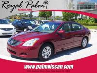 2012 Nissan Altima 2.5 4dr Sedan Sedan 4 Doors Blue FWD