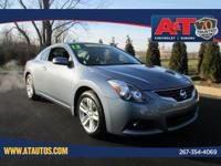 CARFAX One-Owner. Certified. Ocean Gray Metallic 2012