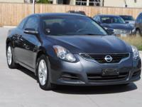 CARFAX One-Owner. Clean CARFAX. 2D Coupe, CVT with