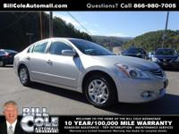 Take command of the road with this 2012 Nissan Altima.