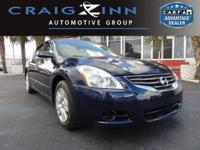 New Arrival! This 2012 Nissan Altima 2.5 S will sell