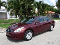 Options:  2012 Nissan Altima 2.5 S|Come And Visit Us At