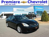 Options:  2012 Nissan Altima 2.5 S|Black/|V4 2.5L