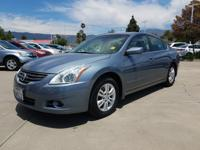 Options:  2012 Nissan Altima 2.5 S|Blue|Automatic|2.5L