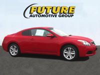 Body Style: Coupe Engine: 4 Cyl. Exterior Color: Red