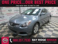 Bay Ridge Nissan is kindlied to be presently offering