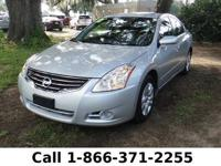 2012 Nissan Altima 2.5 S Features: Push Button Start -