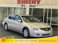 New Price! 2012 Nissan Altima 2.5 SL Leather Moonroof