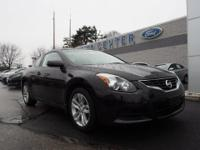 WOW!!!! THIS 2012 NISSAN ALTIMA 2.5S IS A SHARP 2 DOOR