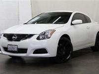 2012 Nissan Altima 2dr Cpe I4 CVT 2.5 S Coupe Custom