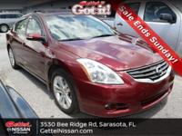 New Arrival! CarFax One Owner! Low miles for a 2012!