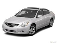 2012 Nissan Altima 3.5 SR Winter Frost Pearl CVT with