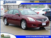 Options:  2012 Nissan Altima 3.5 Sr|3.5 Sr 4Dr