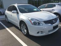 We are excited to offer this 2012 Nissan Altima. This