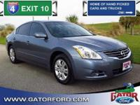 2012 Nissan Altima 2.5 S Sedan equipped with