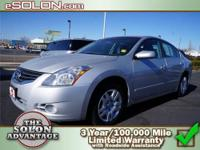 2012 Nissan Altima 4dr Car 2.5 SL Our Location is: Dave