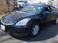 2012 Nissan Altima 4dr Car 2.5 SL w/Backup Camera Our