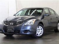 2012 Nissan Altima 4dr Sdn I4 CVT 2.5 S Sedan