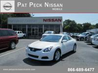 Pat Peck Nissan Mobile presents this CARFAX 1 Owner