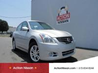 2012 NISSAN ALTIMA SD 4Dr Sedan Our Location is: Action