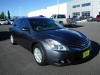 New In Stock* This Gray 2012 Nissan Altima is powered