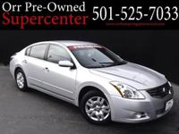 2012 Nissan Altima Sedan 2.5 S Our Location is: Orr