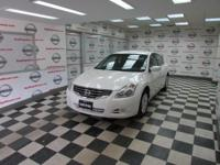 Introducing the 2012 Nissan Altima! Offering an