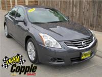 2012 NISSAN ALTIMA Sedan Our Location is: Copple