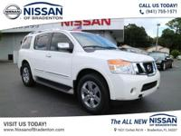 Clean CARFAX. Fully Detailed.2012 Nissan Armada