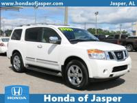 Options:  2012 Nissan Armada 2Wd 4Dr